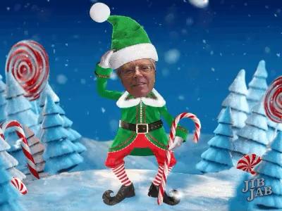 Jibjab Christmas.Elf Jibjab Gif Elf Jibjab Christmas Discover Share Gifs