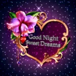 Goodnight Sweet Dreams GIF - Goodnight SweetDreams Hearts GIFs