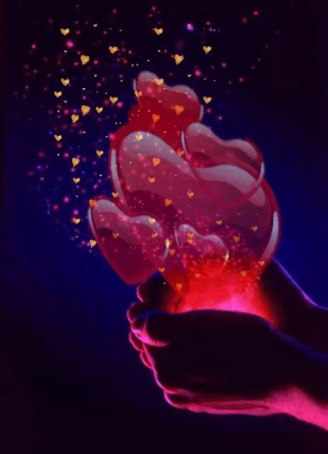 Goodnight Heart GIFs | Tenor