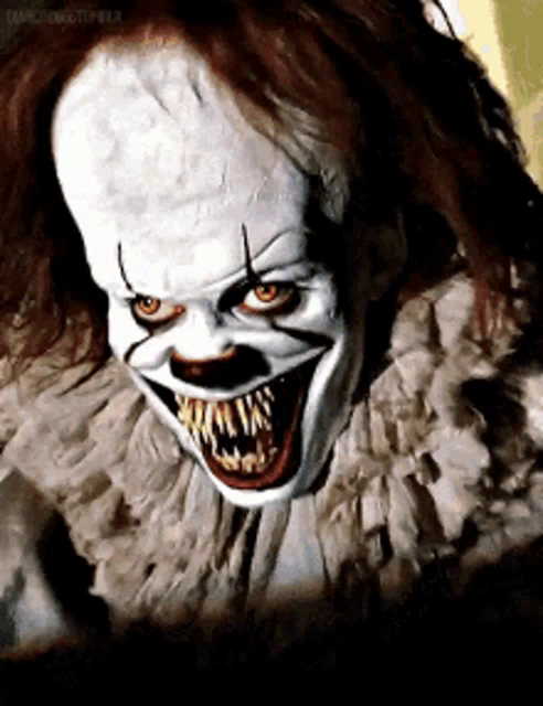 The Best Scary Pennywise Open Mouth Pictures