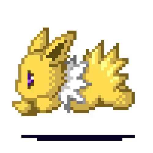Pokemon In Pixel Gifs Tenor