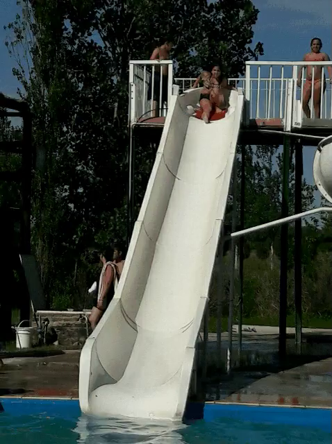 Nude water park gif