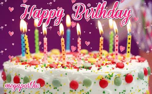 Birthday Cake GIFs | Tenor