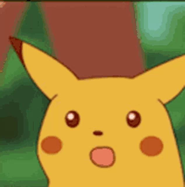 Pikachu Face Gifs Tenor