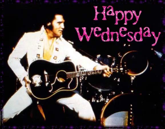 Elvis Sings Happy Birthday GIFs