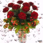 ILove You Very Much Rose GIF - ILoveYouVeryMuch Rose Heart GIFs