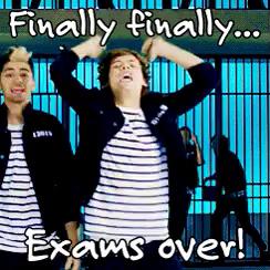 Exams Over GIF - Exams Over ExamsOver - Discover & Share GIFs