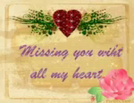 Missing You With All My Heart GIF - MissingYouWithAllMyHeart GIFs