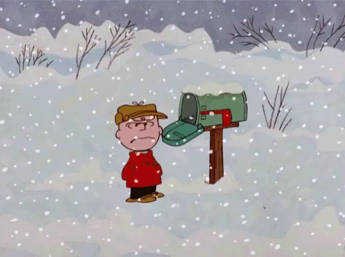 Mailbox Charlie Brown GIF Mailbox CharlieBrown NoMail Discover