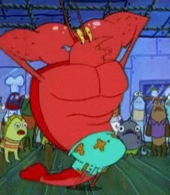 Larry The Lobster Gifs Tenor