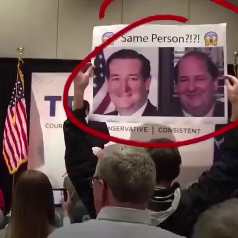 Ted Cruz Kevin Malone