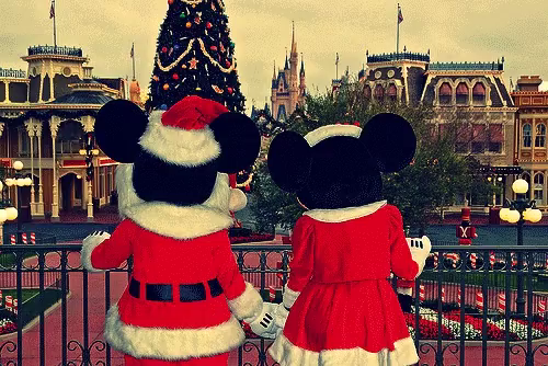 christmas mickey mouse gif christmas mickeymouse snowglobe gifs - Mickey Mouse Christmas Videos