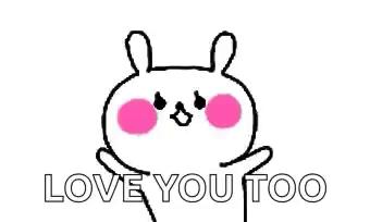 I too love