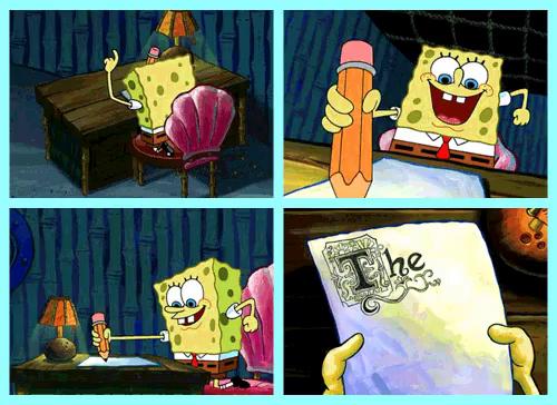 the popular procrastination gifs everyone s sharing essay procrastination gif essay procrastination spongebob gifs