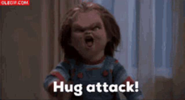 Creepy Hug Gifs Tenor
