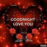 Goodnight Love GIF - Goodnight Love Hearts GIFs