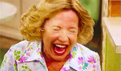 Kitty Foreman Crazy Laugh Gif Kittyforeman Laugh Laughing Discover Share Gifs