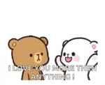 ILove You More Than Anything Hug GIF - ILoveYouMoreThanAnything Hug Bear GIFs