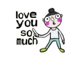 Love You So Much Love You Lots GIF - LoveYouSoMuch LoveYouLots GIFs