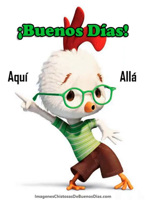 Buenos Dias Gifs Tenor