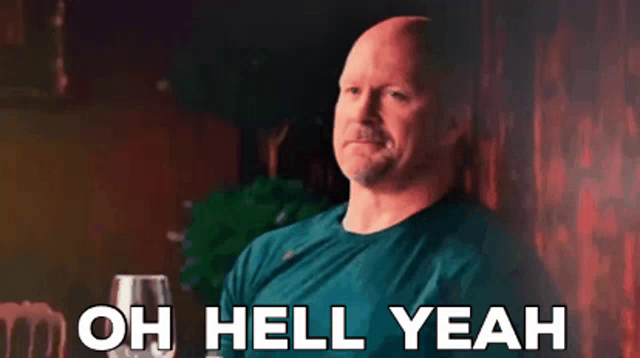 Oh Hell Yeah Stone Cold GIF - OhHellYeah StoneCold SteveAustin