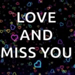 Love And Miss You Hearts GIF - LoveAndMissYou Love Hearts GIFs