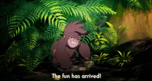 The Fun Has Arrived GIFs | Tenor