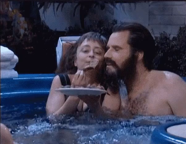 Will Ferrell Hot Tub Gifs Tenor