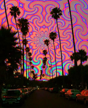 Psychedelic Moving Wallpaper Gifs Tenor