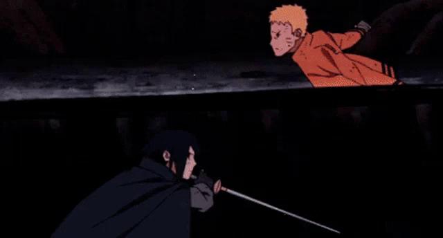 Sasuke And Naruto Vs Momoshiki Boruto Next Generations Gif Sasukeandnarutovsmomoshiki Borutonextgenerations Discover Share Gifs