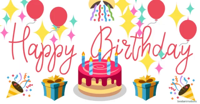 happy birthday images Happy Birthday GIFs | Tenor happy birthday images