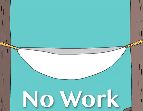 no work gif vacation chillin relax discover share gifs