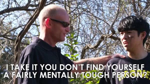 ITake It Mentally Tough Person GIF - ITakeIt MentallyToughPerson  BummyBuster - Discover & Share GIFs