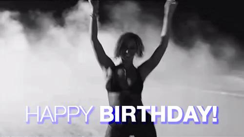 Happy Birthday Beyonce Gifs Tenor