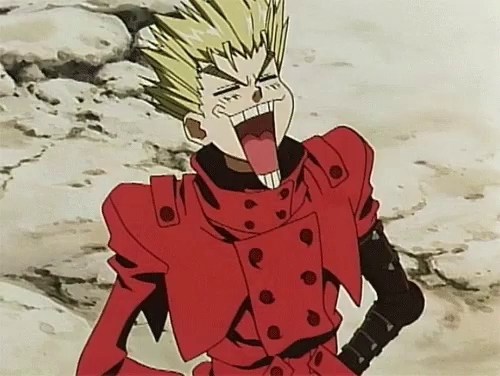 Vash The Stampede Gifs Tenor
