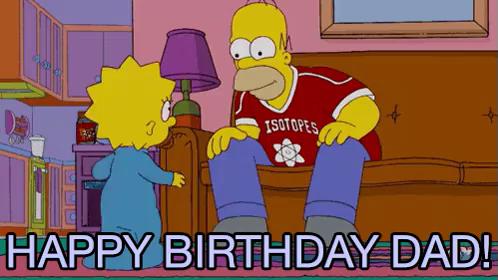 Happy Birthday Dad Meme Gifs Tenor