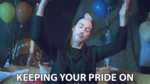 Keeping Your Pride On Self Respect GIF - KeepingYourPrideOn SelfRespect SelfLove GIFs