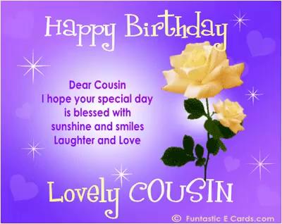 Happy Birthday Cousin GIFs