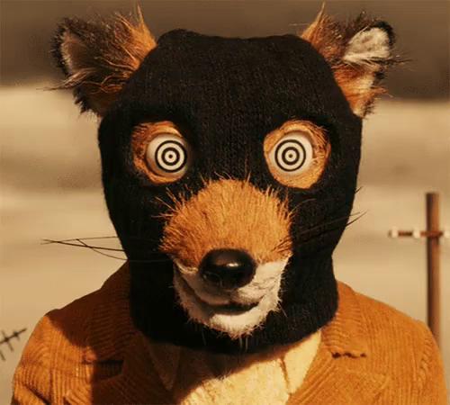 Fantastic Mr Fox Hypno Gif Fantasticmrfox Hypno Crazy Discover Share Gifs