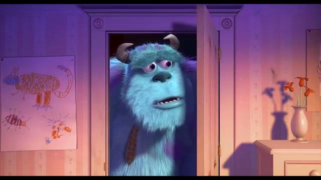 Monsters Inc Boos Door Gifs Tenor