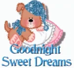 Good Night Sweet Dreams GIF - GoodNightSweetDreams GIFs