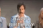 Jerry Happy Birthday GIF - Jerry HappyBirthday HBD GIFs
