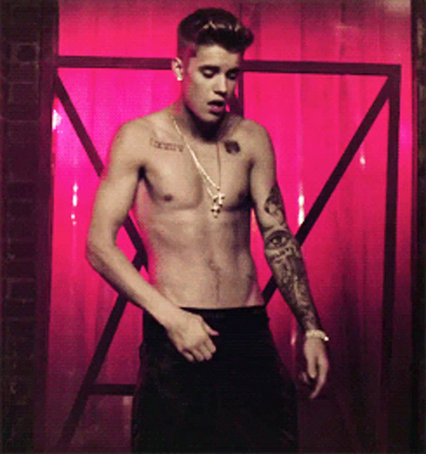 Is justin bieber sexy