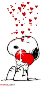 Snoopy Love GIF - Snoopy Love Hearts GIFs