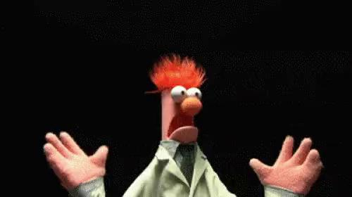 beeker muppet show gifs tenor