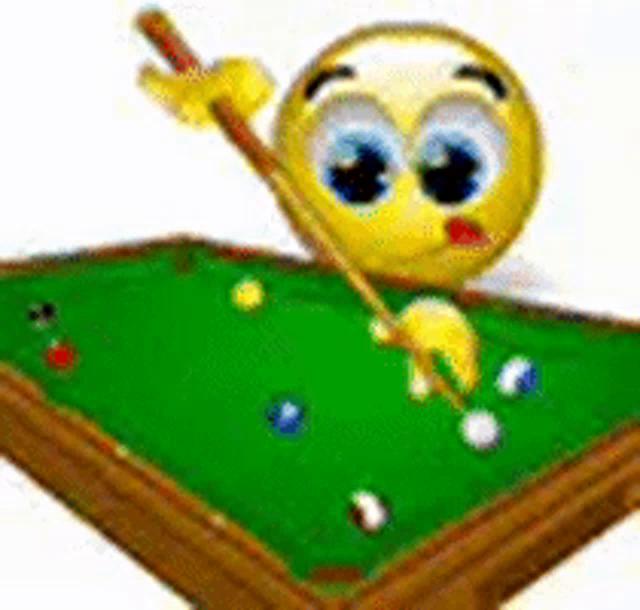 Billiards Emoji