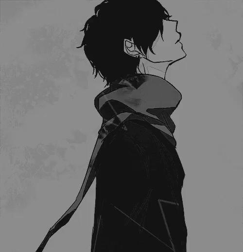 depressed anime boy gifs tenor