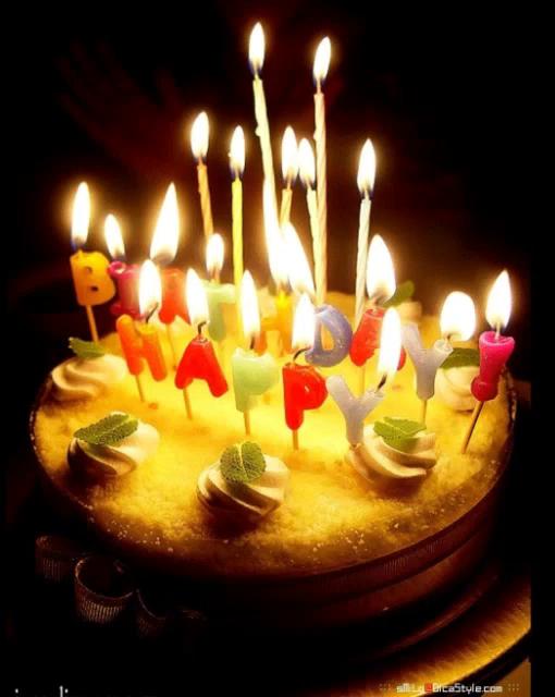 Happy Birthday Cake Gif Happybirthday Cake Birthdaycake Discover