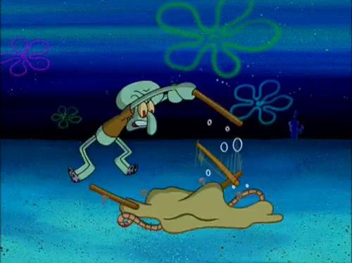 Spongebob GIF - SpongebobSquarepants Spongebob Squidward GIFs & Tent GIFs | Tenor