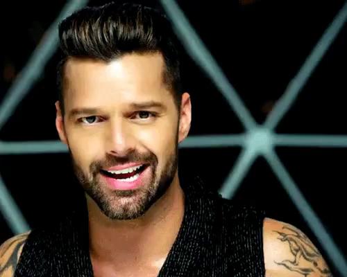 Cumpleanos Feliz Ricky Martin.Rickymartin Feliz Gifs Tenor